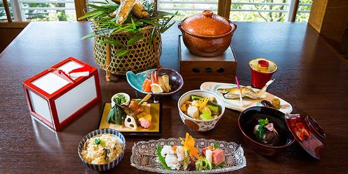 【全6品】優雅な昼膳を楽しむ天婦羅お造り御膳