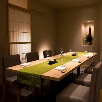 【個室確約×接待向け】おもてなしの粋を味わい大事なお客様との会食を 接待会席コース【昌】8品