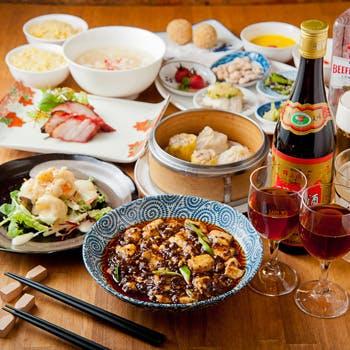 四川料理と小吃 奏煖の写真