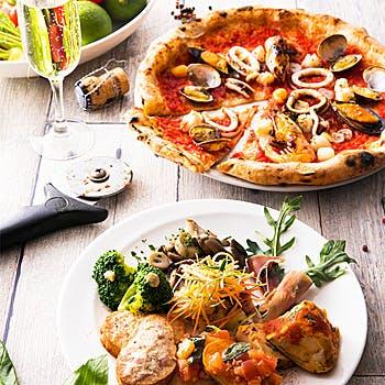 Trattoria & Pizzeria LOGiC 池袋東口の写真