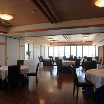 宴会場 -紫陽花- AJISAI/ホテルフラワーラウンジうつ海の写真