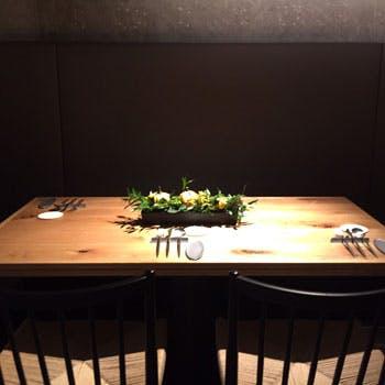 【Xmas2017】テーブル席確約×乾杯スプマンテ付!Wメインに前菜、パスタ、デザート等本格イタリアン全6品