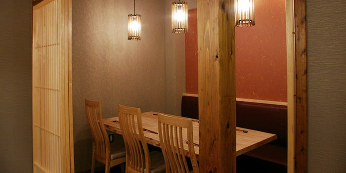 5位 個室予約可!割烹・小料理「星火」の写真2