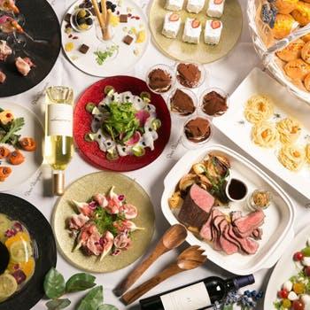 【新年会・歓送迎会プラン】2時間飲み放題付!事前リクエスト可能な全5品の料理!