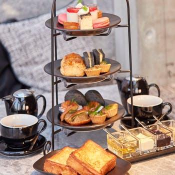 【スパークリング含む飲み放題付】名物のフレンチトーストに舌鼓!紅茶もおかわり自由…