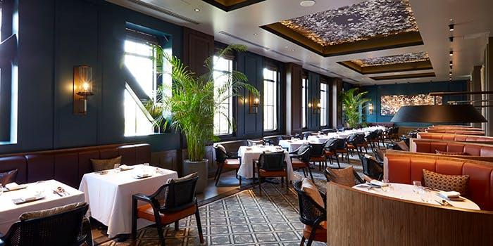 7位 大阪城一丁目一番地のフレンチ!「Restaurant RASPBERRY with MOON BAR」の写真1