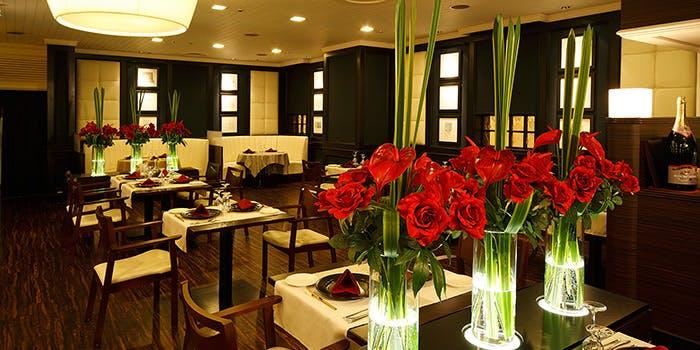 18位 フランス料理/中国料理/個室予約可「モンスレー」の写真1