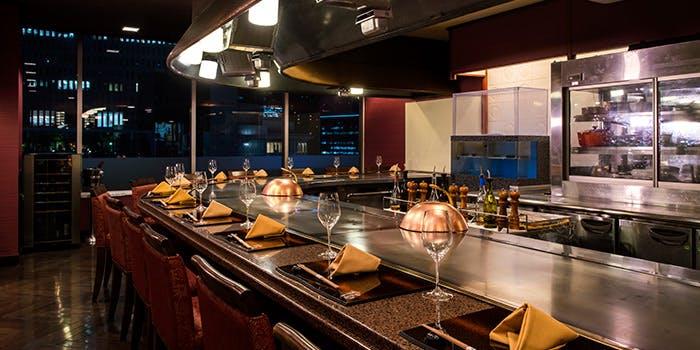 27位 日本料理・しゃぶしゃぶ・鉄板焼/個室予約可「有馬」の写真2