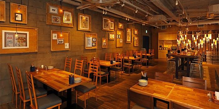 22位 ステーキ「グリルド エイジング・ビーフTOKYO」の写真1