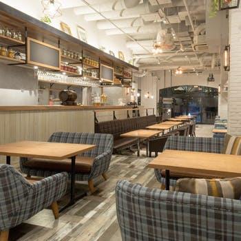 【席のみプラン】上質な空間で種類豊富な本格イタリア料理や拘りのワインと共に極上なひとときを...