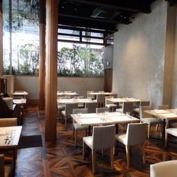 【ランチ/席のみ】新規オープン!!六本木の人気店が京都初進出!アートな空間でグリル料理を!