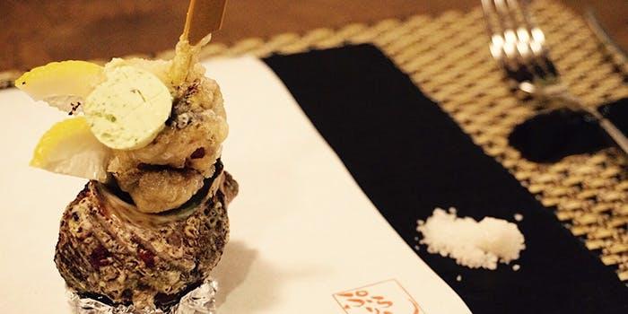 1. ぷらりん「お昼のおまかせコース」