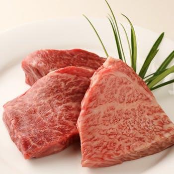 【ランチコース】但馬産神戸牛ランプステーキ 120g、生パスタ、〆の一品など全5品!本物の神戸牛を堪能!