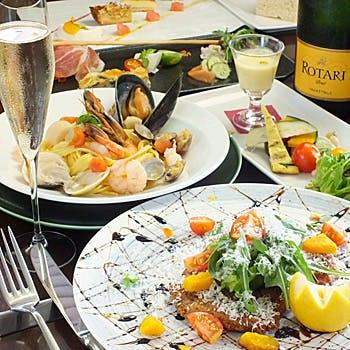 レストラン アンティーコアルベルゴの写真