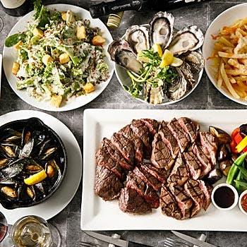 T8 Steak House 川崎の写真