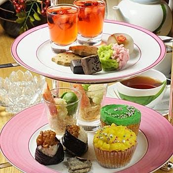 【アフタヌーン・ティ】180年愛されているロンネフェルト紅茶など20種類のドリン…