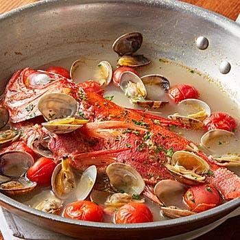 海鮮イタリアン食堂 Fish House MARIO Boccaの写真