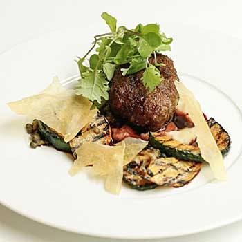 【乾杯スパーク付】自然栽培のお野菜にこだわった大人の洋食!鮮魚や選べるメイン料理、デザート等全5品