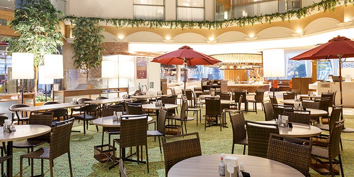 グリルブッフェ&レストラン・バー オードリー /札幌ビューホテル 大通公園