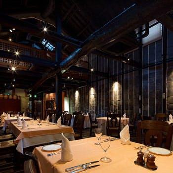 レストラン 八間蔵/倉敷ロイヤルアートホテルの写真
