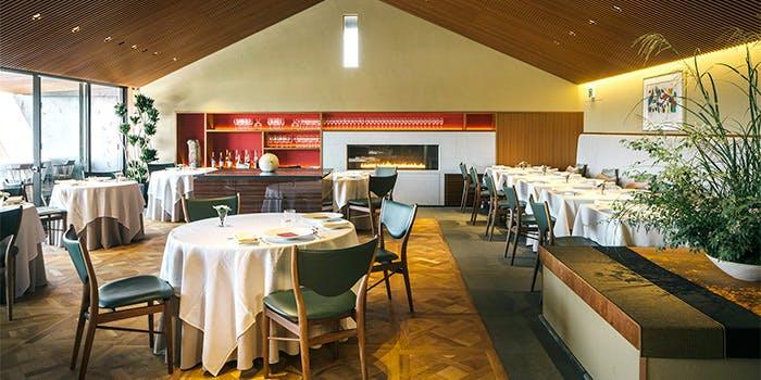 9位 フランス料理「レストランひらまつ 高台寺」の写真1