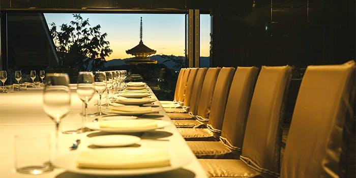 9位 フランス料理「レストランひらまつ 高台寺」の写真2