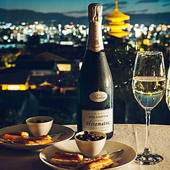レストランひらまつ 高台寺の写真