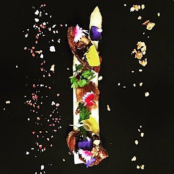 【4/12〜新プラン】アミューズ、前菜、お魚&お肉料理、デザートなど、フルコースを堪能!