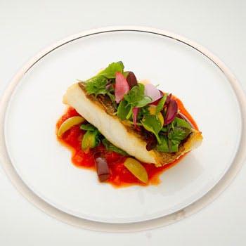 【リグーリア】前菜盛合せ、スープ、選べるパスタ&メイン、デザートなど本物のイタリア料理 全5品