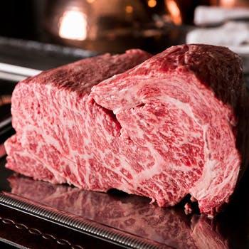 【シェフにおまかせ鉄板焼コース】接待にもおすすめ!厳選フィレ肉やサーロインを召し上がる贅沢な全7品