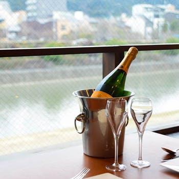 京 French Grill&Buffet   先斗町 HIGUCHIの写真