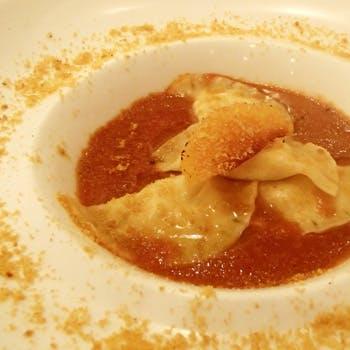 【プリフィクスコース】前菜&メイン&パスタ&ドルチェまで、お好きな組み合わせで愉しむ全5品
