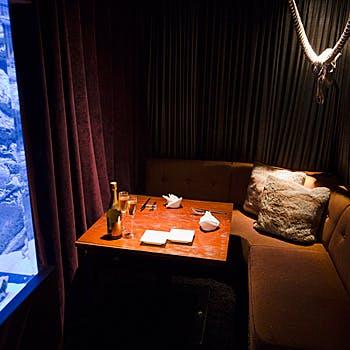 DEN AQUA ROOM 新宿の写真