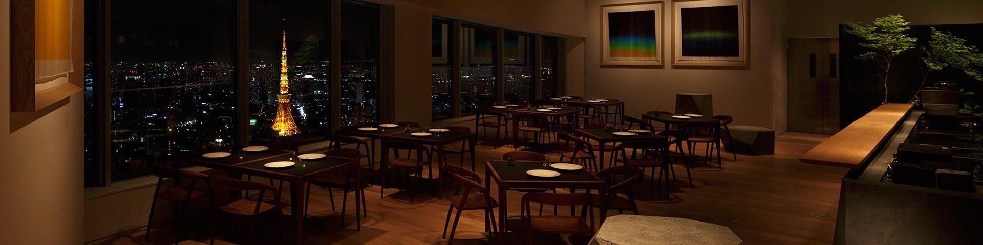 六本木ヒルズ レストラン