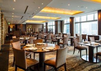 チャイナシャドー/ストリングスホテル東京インターコンチネンタル