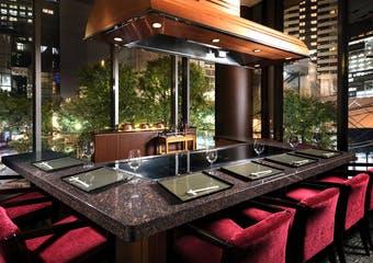 鉄板焼 ちゃやまち/ホテル阪急インターナショナルの写真
