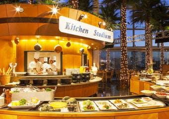 カフェトスカ/横浜ベイホテル東急の写真