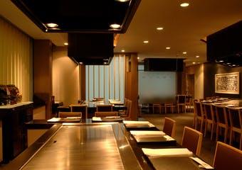 鉄板焼 北野/ANAクラウンプラザホテル神戸の写真
