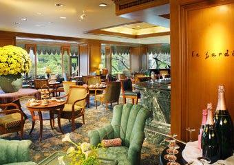 ロビーラウンジ ル・ジャルダン/ホテル椿山荘東京の写真