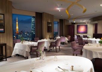 ピエール・ガニェール/ANAインターコンチネンタルホテル東京の写真