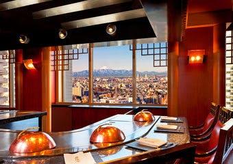 鉄板焼 恵比寿/ウェスティンホテル東京の写真