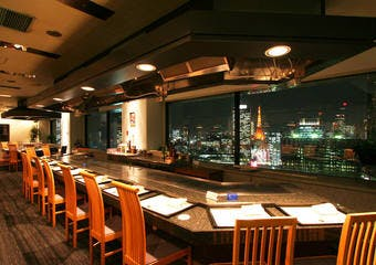 鉄板焼き 蒼 SOU/ホテルアジュール竹芝の写真