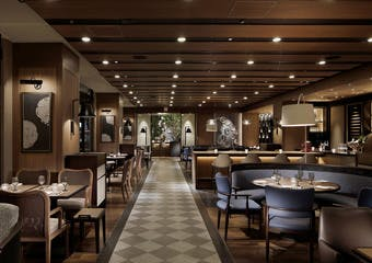 Buffet & Cafe SLOPE SIDE DINER ZAKURO/グランドプリンスホテル新高輪の写真