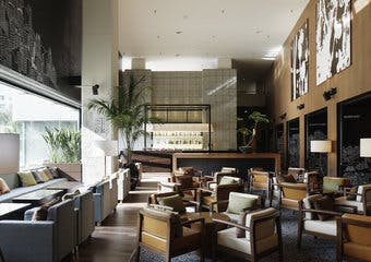 ガーデンカフェ ウィズ テラスバー/ザ ランドマークスクエア トーキョーの写真