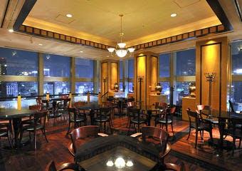 ラウンジ21/第一ホテル東京 最上階(21階)の写真