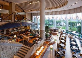 レストラン グランカフェ/第一ホテル東京シーフォートの写真