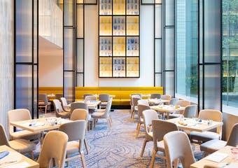 カフェ イン ザ パーク/ANAクラウンプラザホテル大阪の写真