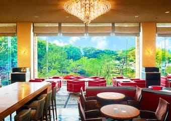 ティー&カクテル ガーデンラウンジ/ホテルニューオータニの写真