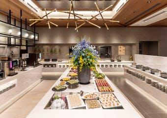 ブッフェレストラン ミケーラ/浦和ロイヤルパインズホテルの写真