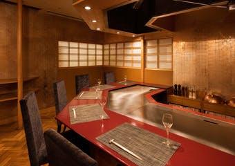 日本料理なにわ 鉄板焼/リーガロイヤルホテル東京の写真
